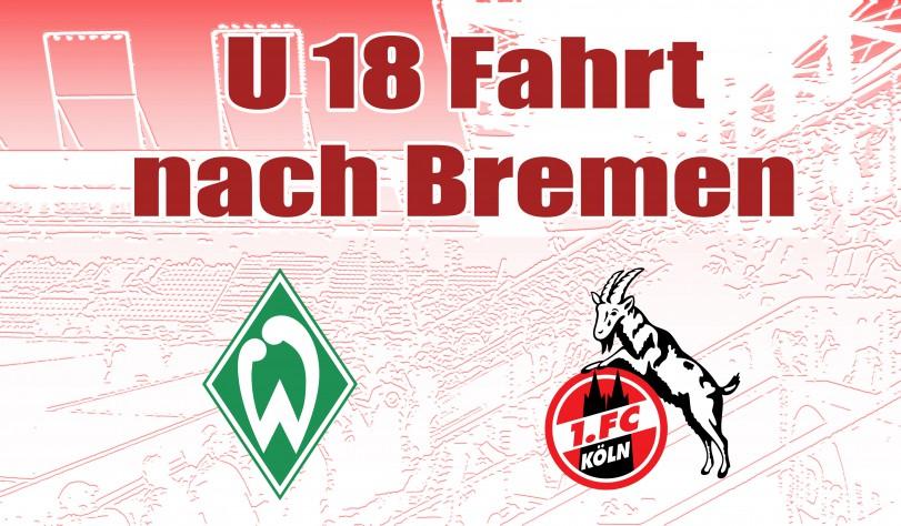 U-18 Fahrt Bremen